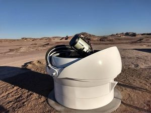 A New Star Rising at MDRS