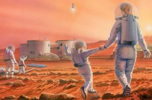 Ethical Discussion on the Colonization of Mars