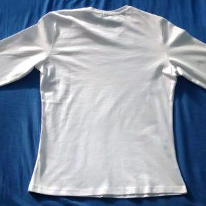 Heren T-shirt Lange Mouw / Men T-shirt Long Sleeve